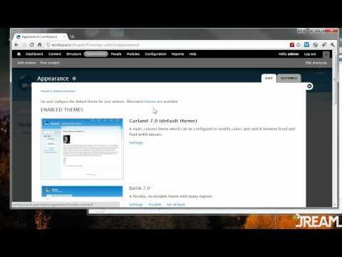 Drupal 7 Tutorial | Theming Tutorial