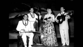 (1952) Dort In Hawaii - Die Kilima Hawaiians