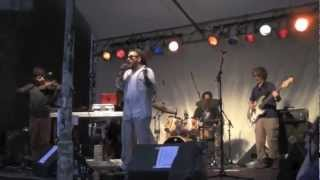 SULTAN TUNC BAND myfest berlin 2012