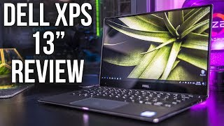 Dell XPS 13 Laptop Review and Benchmarks - (9360 Late 2017)