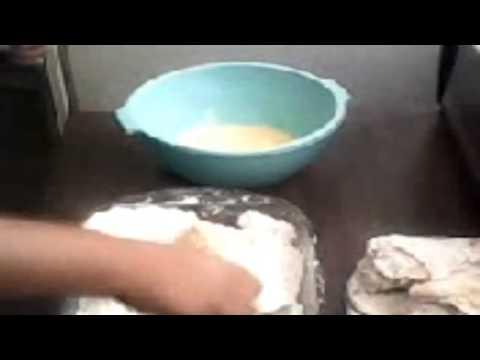 Como Hacer Pollo Frito Crujiente