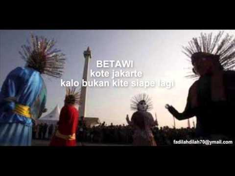 Lagu Betawi - Jali Jali video