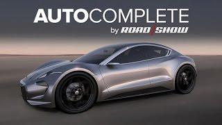AutoComplete: Henrik Fisker is back with a new EV, the EMotion