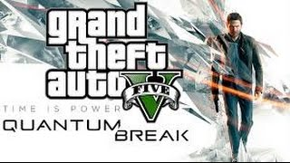 GTA 5  QUANTUM BREAK MODU
