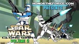Clone Wars 2003 Volume 2