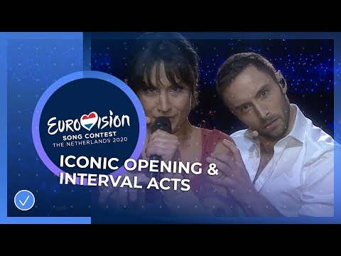 The Most Iconic Opening & Interval Acts of the Eurovision Song Contest