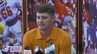 TigerNet: Jeff Scott talks Clemson offense through 4 weeks