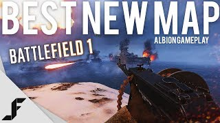 BEST NEW MAP - Battlefield 1 Albion Gameplay