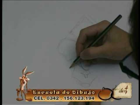 Como dibujar caricatura 1
