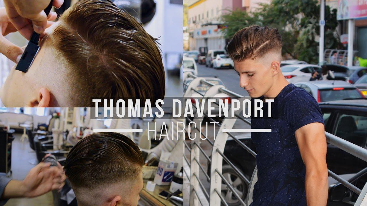 Earl thomas haircut