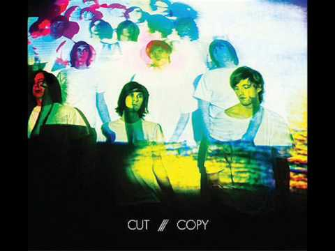 Cut Copy - Going Nowhere