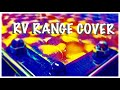 """""""HOW I MADE OUR RV RANGE COVER"""""""