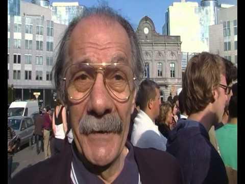 Brüksel'den İstanbul Taksim/Gezi Parkı eylemine destek var