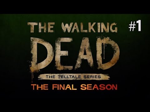 Twitch Livestream | The Walking Dead: The Final Season Ep. 1 Done Running [Xbox One]