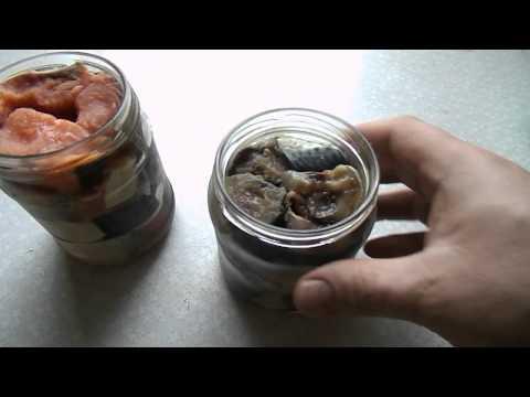 Как сварить рыбные консервы - видео