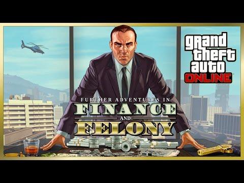 Финальное задание в GTA 5 ONLINE