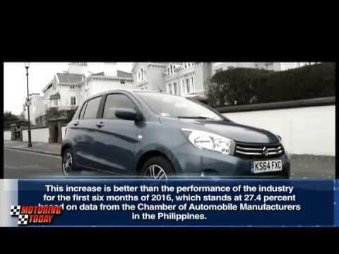 Suzuki Philippines Posts 37% Increase In H1 - Industry News