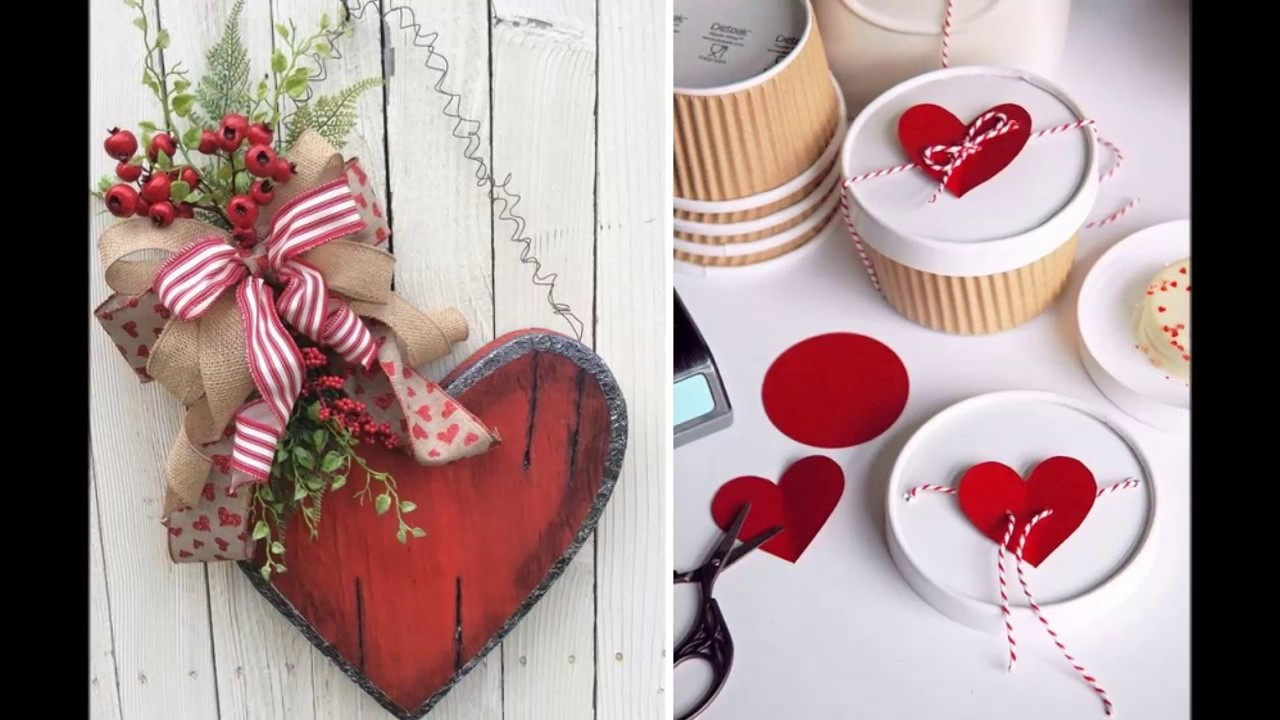 Как подарок сделать девушки на 14 февраля