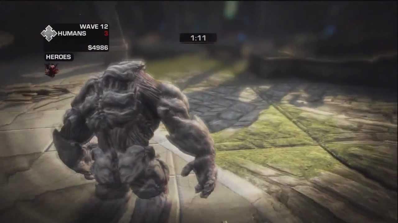 Beast Mode Gears of War 3 Tips Gears of War 3 Beast Mode Tips