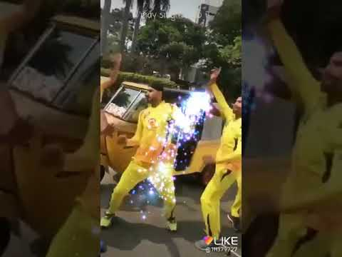 Csk best dancer