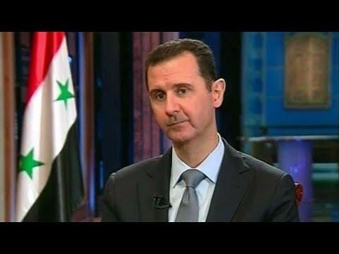 Bashar al-Assad Interview with Fox News Part 4