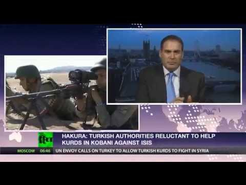 Turkey reluctant to intervene in Kobani, fears Kurds' nationalism - Chatham House analyst