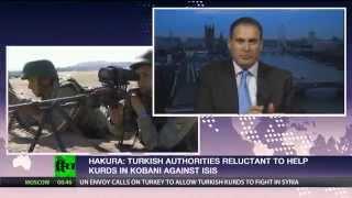 Turkey reluctant to intervene in Kobani, fears Kurds' nationalism - Chatham House analyst