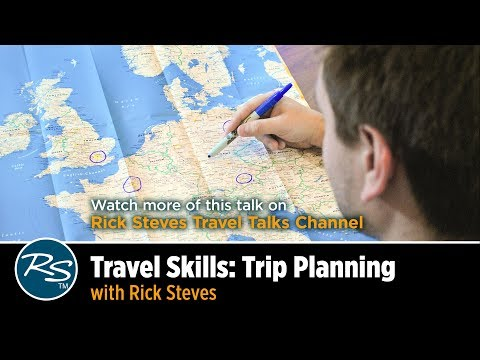 European Travel Skills: Planning the Perfect Trip
