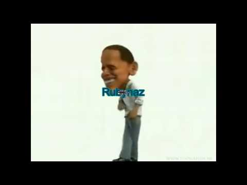 Punjabi Funny Song Obama Funny Punjabi Totay New 2009 video