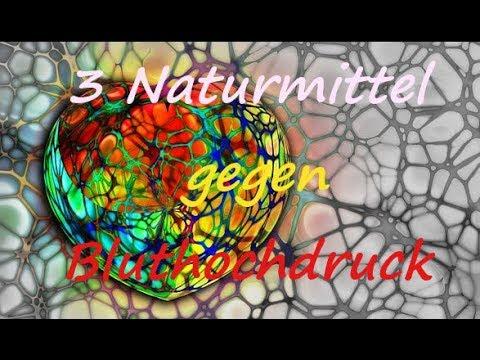 3 Naturmittel gegen Bluthochdruck (Hypertonie) * Vitamin D3, OPC + Astaxanthin * Wirkung *