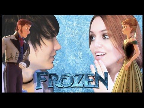 Frozen - Vejo uma porta abrir