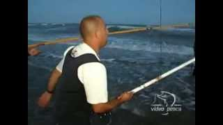 Video Pesca - Pesca de Corvinas Negras