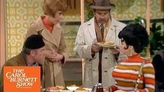 The Cafeteria from The Carol Burnett Show (full sketch)