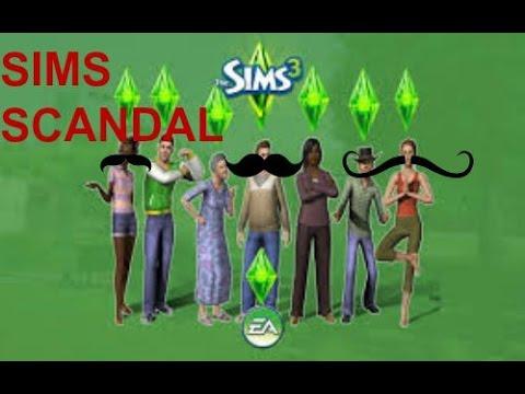 SIMS SCANDAL