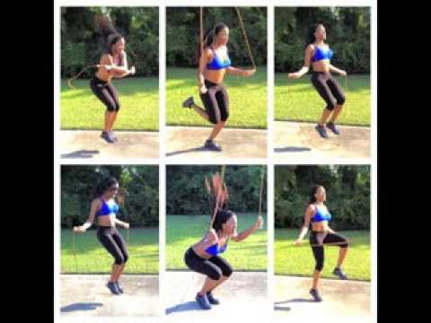 how to do double jump rope