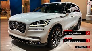 2020 Lincoln Aviator – Redline: First Look – 2018 LA Auto Show