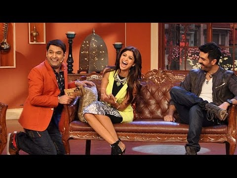 Shilpa Shetty & Harman Baweja On Comedy Nights With Kapil 23rd March 2014 Full Episode video