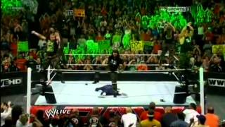 WWE DEGENERATION X RETURN ON RAW 1000- Thoughts