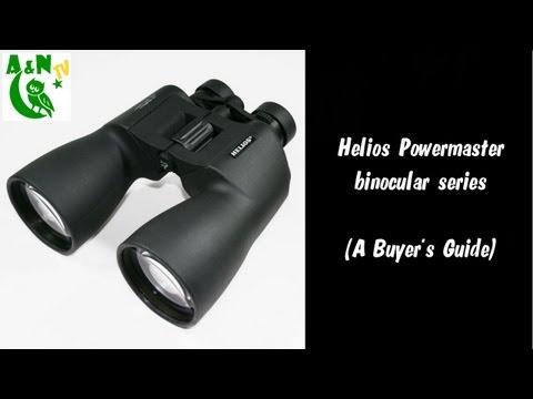 The Powermaster binocular series (A Buyer's Guide)
