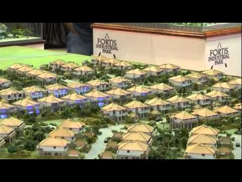 Nairobi Host Real Estate Exhibition video
