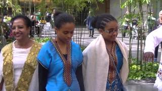 Ethiopian fashion at Cleveland Museum of Art