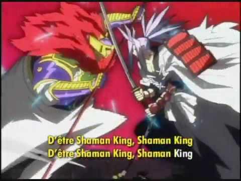 Shaman King Générique VF
