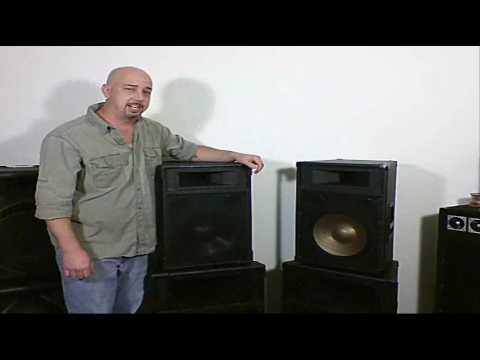 Podium Pro Audio Speakers Presents Podium Pro Audio