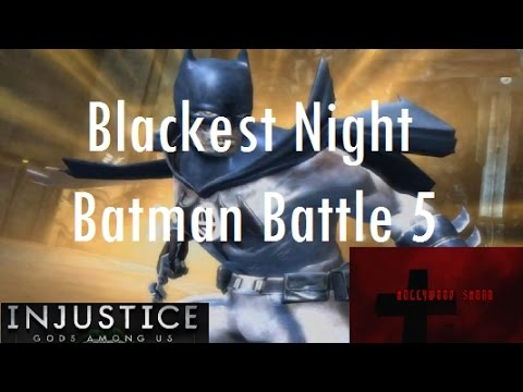 Injustice Gods Among us Blackest Night Batman Ios Blackest Night Batman