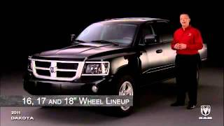 2011 Dodge Dakota Product Presentation