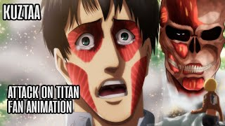 ATTACK ON TITAN CHAPTER 84 - FAN ANIMATION