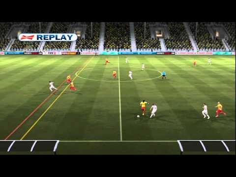FIFA 12 LEEDS UNITED CAREER MODE S2 EP43 v WATFORD (manual & legendary)
