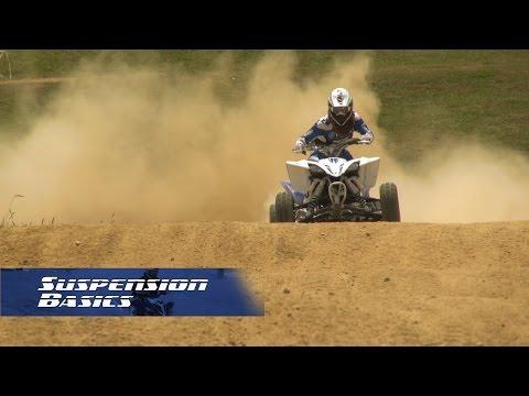 ATV Suspension Tuning Basics. Yamaha Sport ATV Tech Tip Series