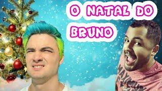 #felipeneto #brunocorrea O NATAL DO BRUNO.