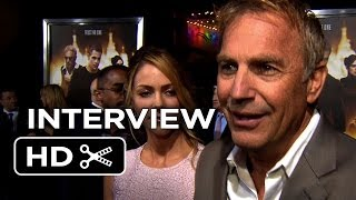 Jack Ryan: Shadow Recruit Premiere Interview - Kevin Costner (2014) - Chris Pine Movie HD